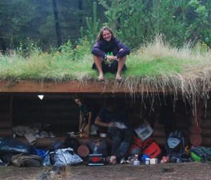camp pico 2015, plein de désordre