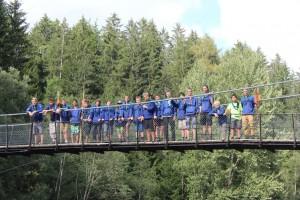 Camp éclaireurs 2014 TDGL