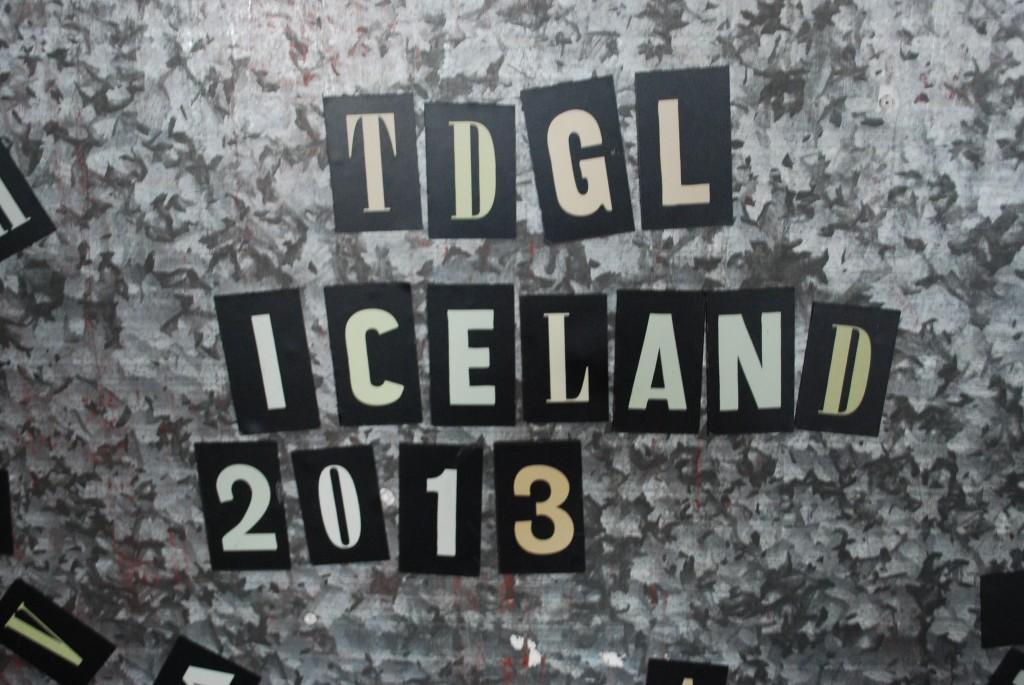 tdgl island 2013