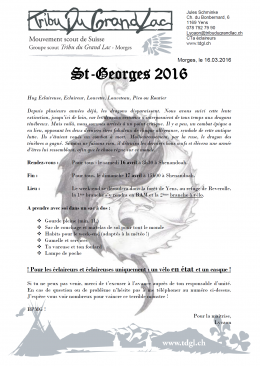 st georges 2016