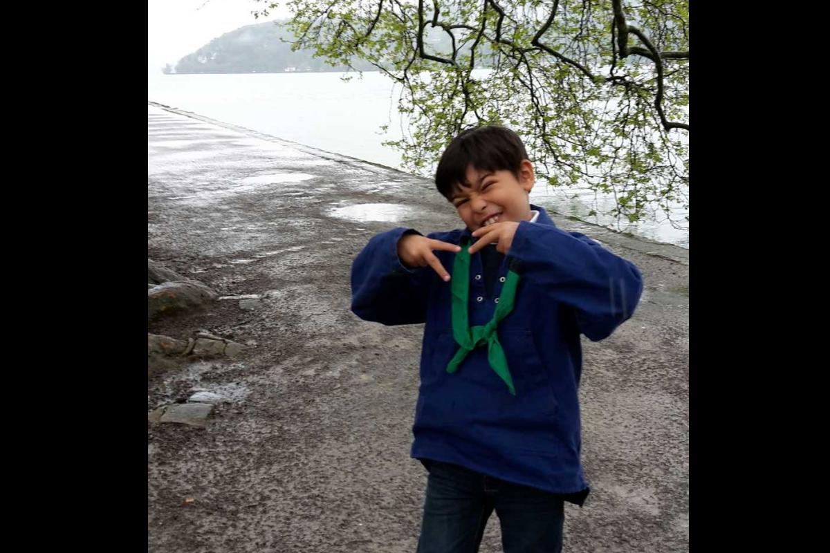 N°13.2: Lac d'Annecy le 24.04.16: 446m