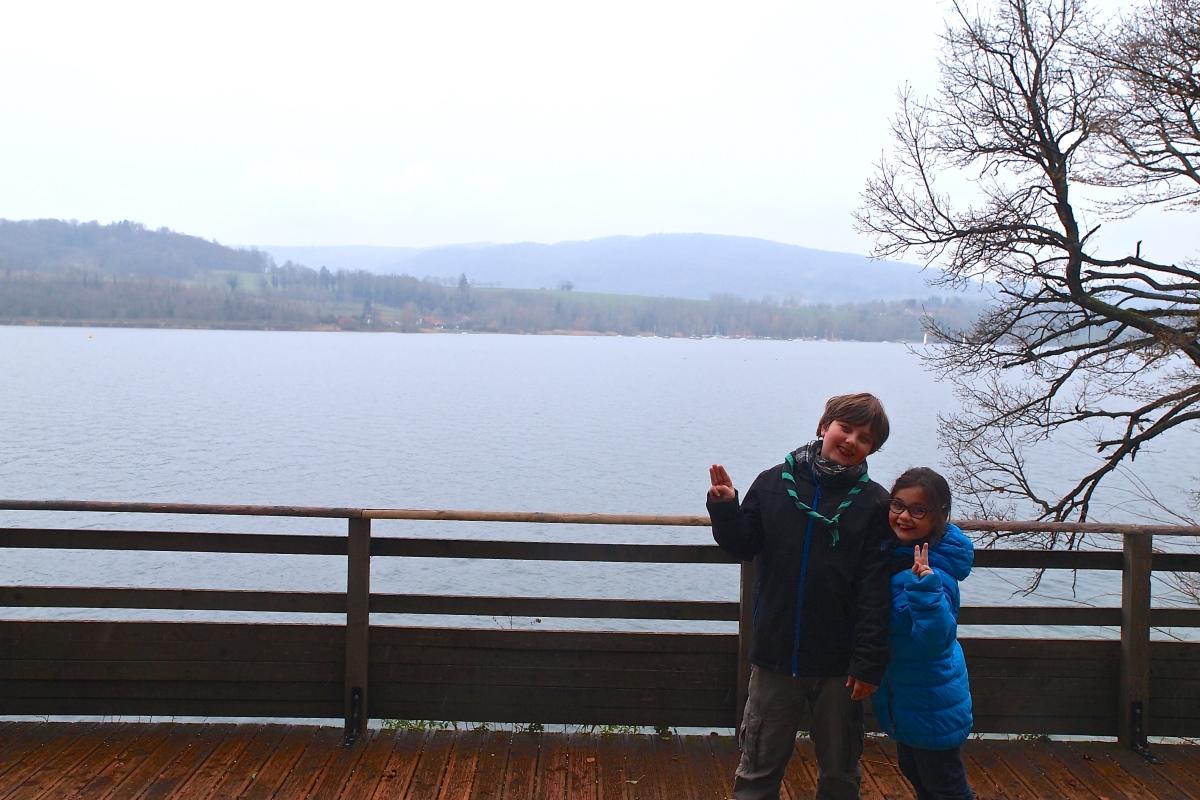 N°16: Lac Paladruz le 25.03.16: 492m