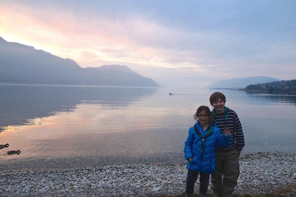 N°19: Lac du Bourget le 25.03.2016: 231m