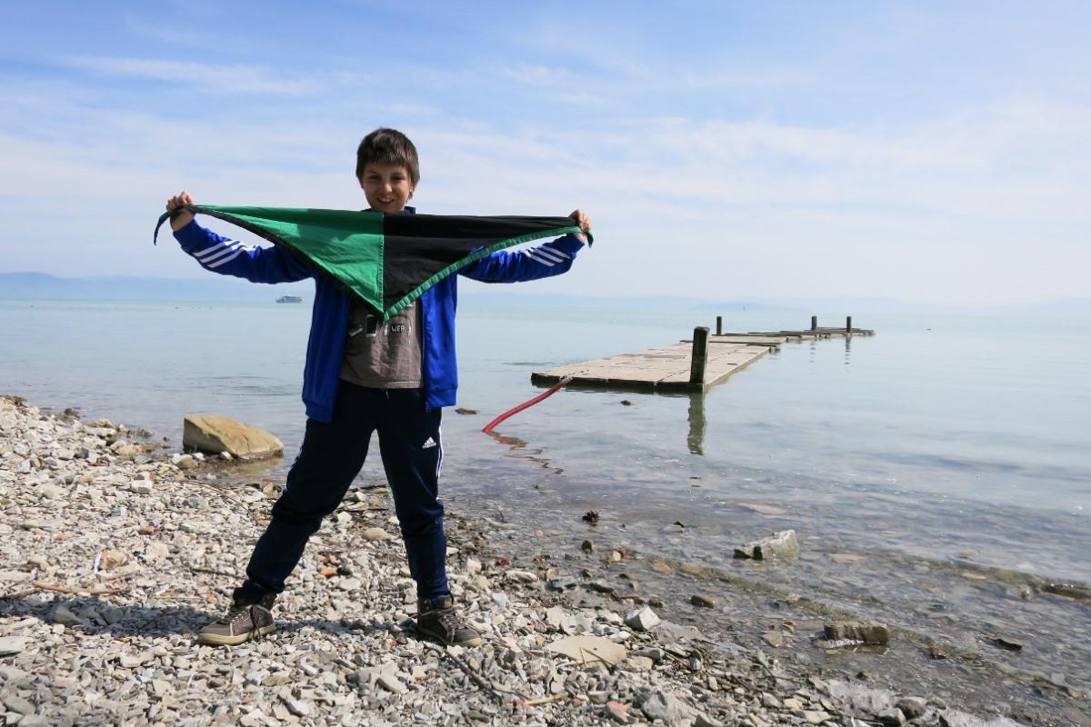 N°20: Lago di Trasimeno le 27.03.2016: 258m