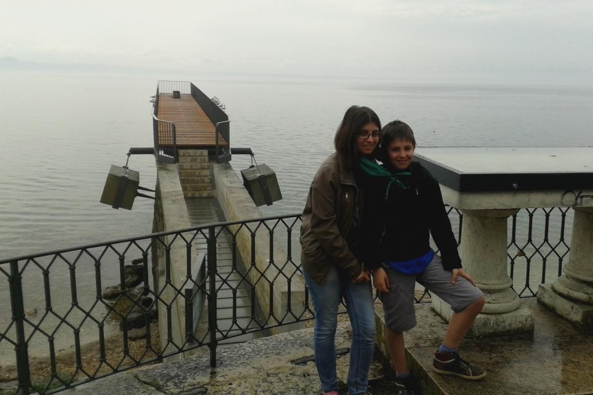 N°25: lac de Neuchâtel le 05.04.2016: 430m