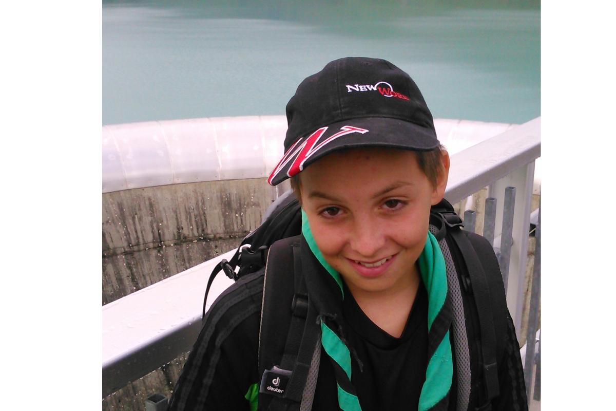 N°47:Lac de Moiry le  27.07.2016: 2248 m