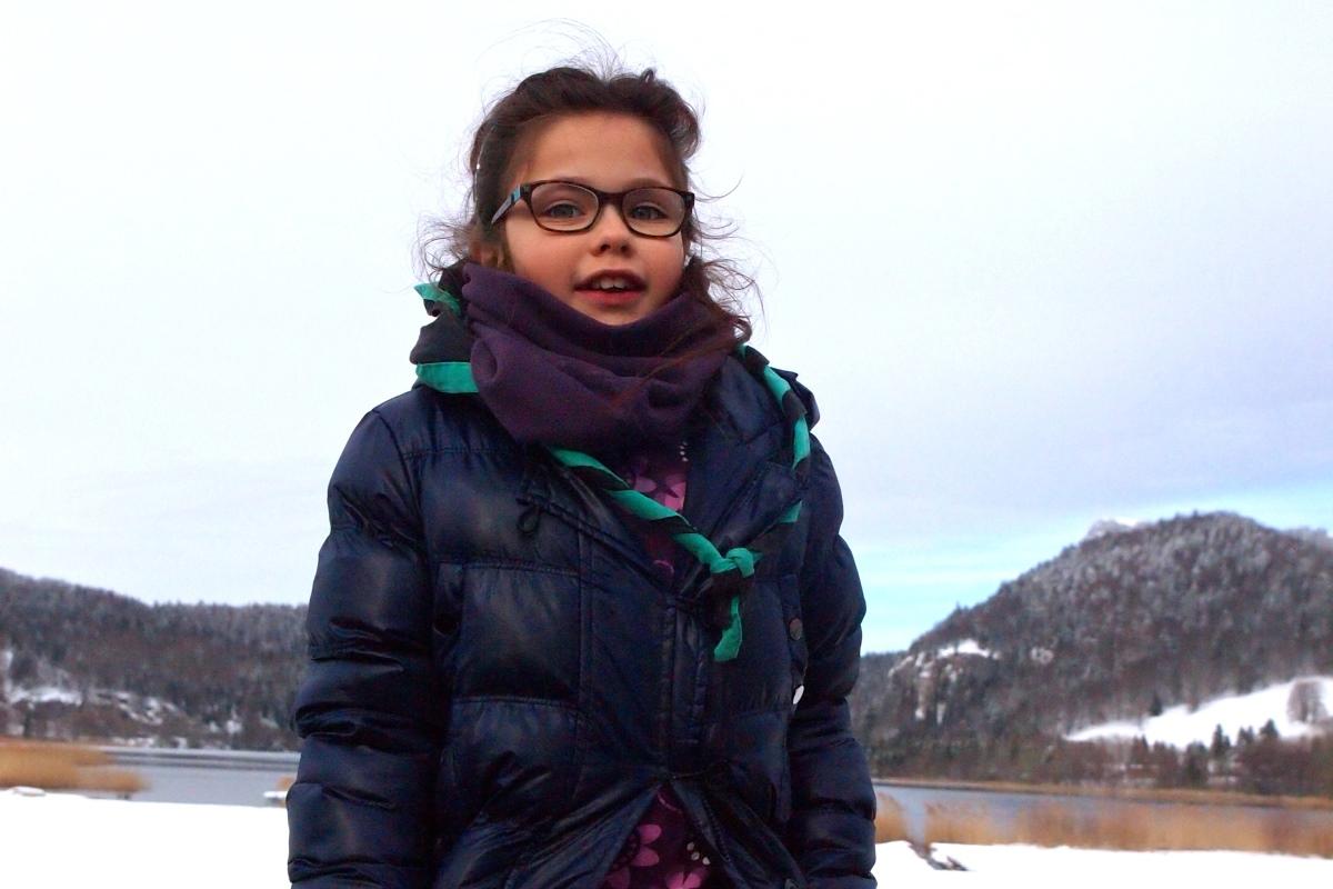N° 9 : Lac Brenet le 09.03.16 : 1002 m