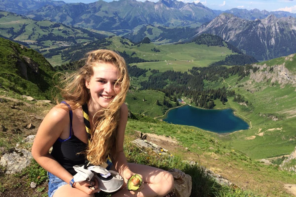 N°41: Lac de Lioson le 18.07.2016: 1848 m