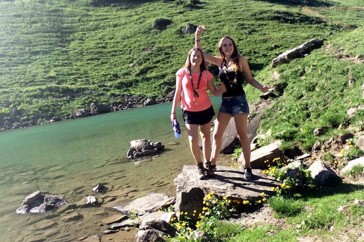N°42: Petit-Lac - Pic Chaussy le 18.07.2016: 1927 m