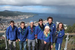 2016 camp Pico Norvège
